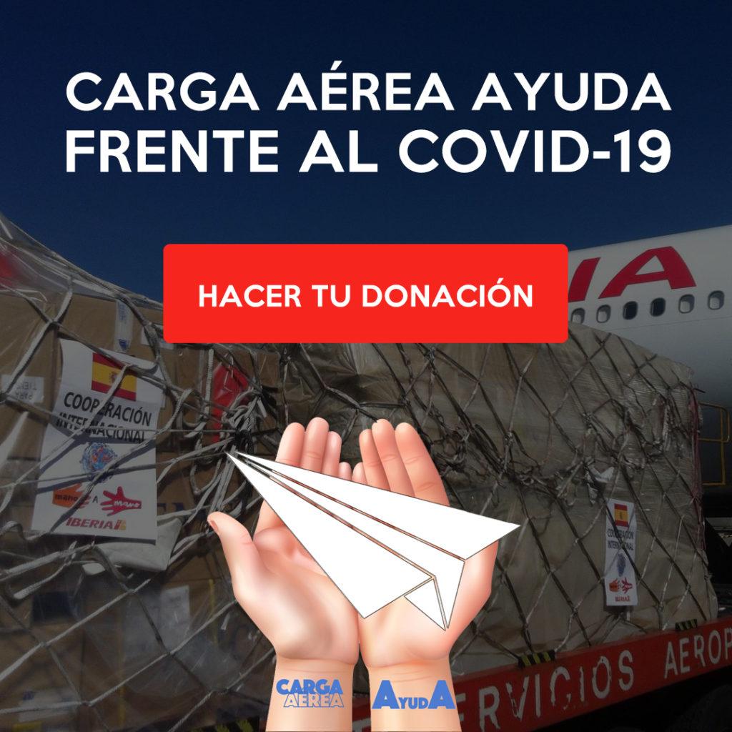 Ayuda frente al COVID-19